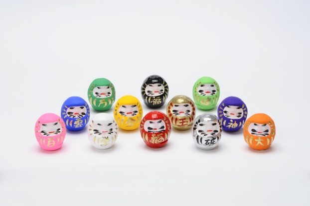 Shop Next's Daruma Doll #0.2 H1.9-inch