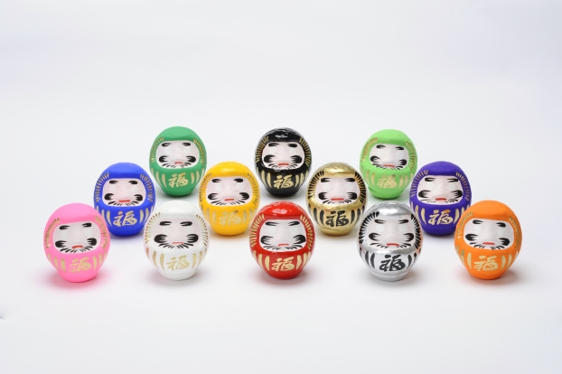 Shop Next's Daruma Doll #0.5 H3.5-Inch