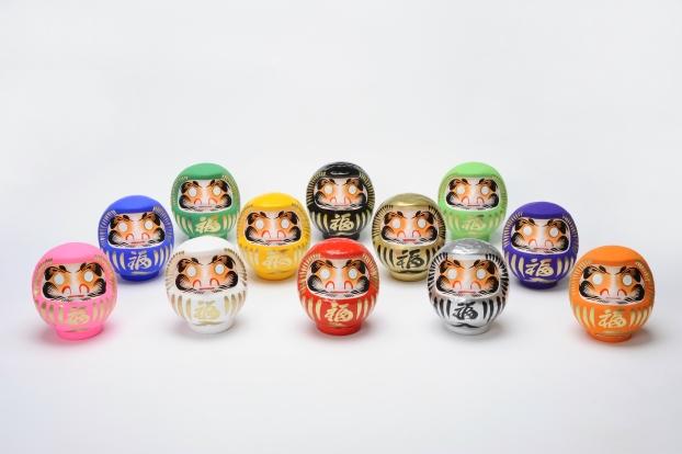 Shop Next's Daruma Doll #1 H4.3-Inch