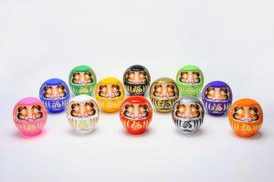 Shop NEXT Daruma poupée faite à la main à Takasaki, Japon #1 la taille 11cm