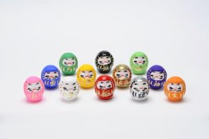 Shop Next's Daruma Doll #0.2 H4.8cm